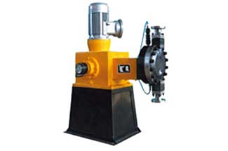 J-TM系列液压隔膜计量泵