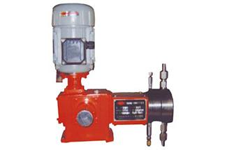 J-WM系列液压隔膜计量泵