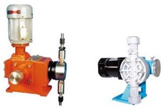JW-JM系列机械隔膜计量泵