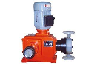 JX-JM系列机械隔膜计量泵
